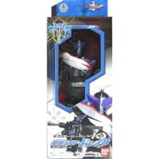 Kamen Rider Kabuto Rider Hero Series K05 Drake Rider (Rider Form)