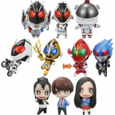 03-71473 Kamen Rider Deformeister Petit Fourze Kita Mini Figure Collection 500y - Random Figure