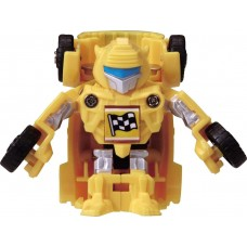 03-48039  Takara TOMY Be Cool Transformers B04 Yellow Sports Car