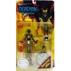 01-89265 Devilman Fewture Action Figures Second Series Miki Figure (Repaint Version)