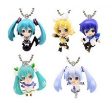 01-94190 Vocaloid Hatsune Miku Swinger Part 2 300y - Set of 5