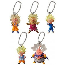 01-06504 Dragon Ball Super UDM Ultimate Deformed Mascot The Best 14 200y - Set of 5