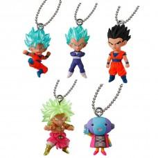 01-22781 Bandai  Dragon Ball Super Ultimate Deformed Mascot (UDM) The Best 22 200y