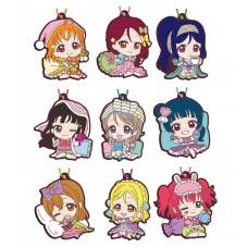 01-26913 School Idol Project Love Live! Sunshine!! Capsule Rubber Mascot 10 300y