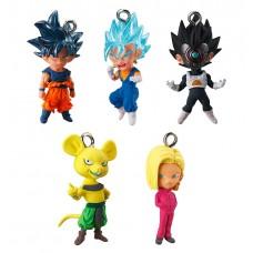01-27115 Dragon Ball Super UDM Ultimate Deformed Mascot The Best Vol. 27 Mini Figure Mascot  200y
