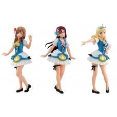 01-32657 Love Live! School Idol Project Sushine!! Gasha Portraits Vol. 8 Water Blue New World 500y