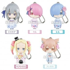 01-35012 RE:Zero Life in a Different World From Zero Collection Mini Figure Mascot Kimono Version 300y
