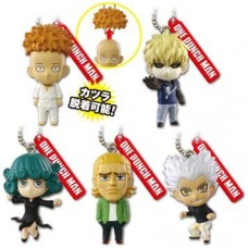 01-87802 One Punch Man Mini Figure Mascot Key Chain Vol. 3  300y