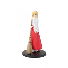 01-11797 Fate/Hollow Ataraxia PM figure - Saber Miko Clothing Version