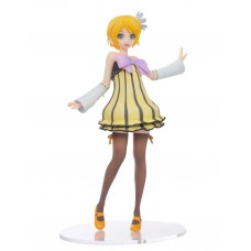 01-11810 Vocaloid Project Diva Arcade Future Tone  Super Premium Figure - Kagamine Rin Cheerful Candy