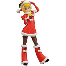 01-16340 Vocaloid Project Diva Arcade Future Tone  Super Premium Figure - Kagamine Rin Christmas Version