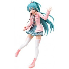 01-19279 Vocaloid Project Diva Arcade Future Tone Super Premium Fig - Hatsune Miku Ribbon Girl