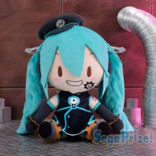 01-20366 Hatsune Miku Project DIVA Arcade Future Tone Mega Jumbo Plush - Selfish Factory Manager