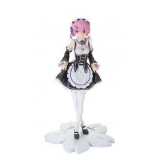 01-26813 Sega Re:Zero Starting Life in Another World Premium PVC Figure Curtsy - Ram