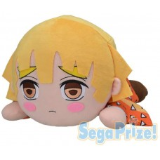 01-35427 Demon Slayer Kimetsu no Yaiba MEJ Nesoberi Plush Doll Zenitsu Agatsuma