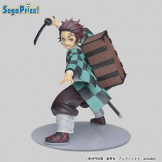 01-35443 Demon Slayer SPM Super Premium Figure Tanjiro Kamado