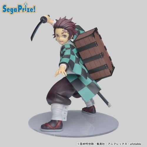 01 35443 Demon Slayer Spm Super Premium Figure Tanjiro Kamado