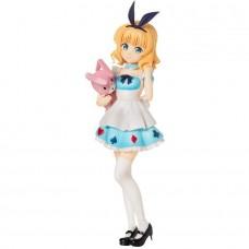 01-39444 Is The Order a Rabbit? Clothing Club Coordinate Contest! Premium Figure - Syaro Kirima