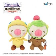02-56400 Final Fantasy Dissidia Theatrhythm All Stars Moogle X Chocobo & Donberi Plush