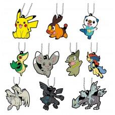 01-47327 Pokemon  Capsule Rubber Mascot Pt 12 300y