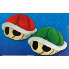 02-87000 Super Mario Bros DX Big Size Plush  Turtle Shell Koopa Shell Plush