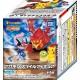 02-10469 Pokemon the Movie XY&Z: Volcanion to Karakuri no Magearna - Pokemon Style Figure - Box 10 380y