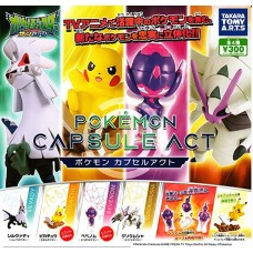 02-86265 Takara TOMY A.R.T.S Pocket Monster Pokemon Sun & Moon Capsule Act 300y