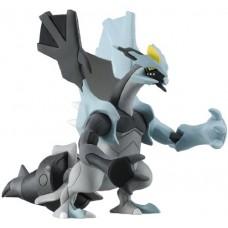 02-45438 MHP-01 Pokemon B+W Monster Collection Hyper Size Series - Black Kyurem 800y
