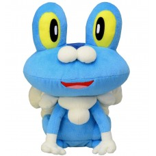 02-49273 Takara TOMY Pokémon Reply Chat Talking Plush - Chespin
