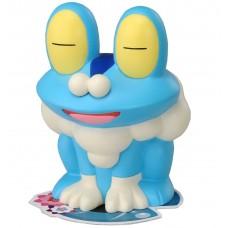 02-49301 Takara TOMY Palm Talking Figure - Froakie (Keromatsu)