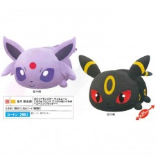 02-38361 Banpresto Pocket Monster Sun & Moon  Kororin Friends DX Plush Collection - Espeon / Umbreon [PREORDER: MAY 2018]