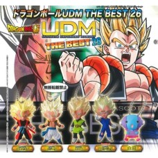 01-24715 Dragon Ball Super UDM Ultimate Deofrmed Mascot The Best Vol. 26 200y [PREORDER: AUGUST 2018]
