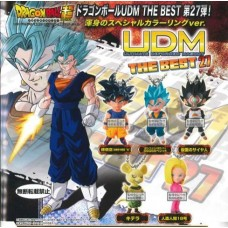 01-27115 Dragon Ball Super UDM Ultimte Deformed Mascot The Best Vol. 27 200y [PREORDER: OCTOBER 2018]