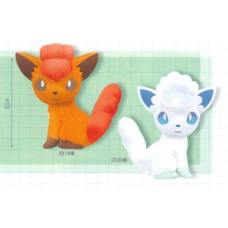 01-38776 Banpresto Pocket Monster Sun & Moon DX Plush - Vulpix  OUT OF STOCK