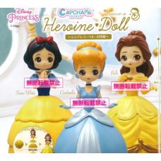 CM-20167 Bandai  Disney Princess CapChara Heroine Doll 400y