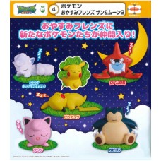 02-86262 Takara TOMY A.R.T.S Pocket Monster Pokemon Sun & Moon Oyasumi Friends 2 200y [PREORDER: MAY 2018]