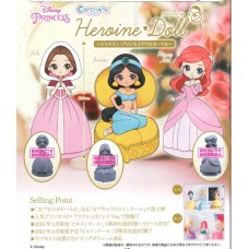 CM-32109 Disney Princess Capchara Heroine Doll 500y