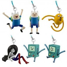 CM-81774 Adventure Time Mini Figure mascot Strap 200y