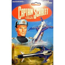 CM-51003 Captain Scarlet and the Mysterions - Captain Blue's Spectrum Jet Liner