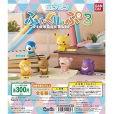 02-41969 Pokemon Figure x Clip Vol. 3 300y