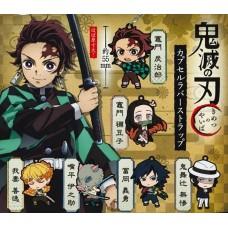 01-16028 Demon Slayer: Kimetsu no Yaiba Capsule Rubber Mascot Strap 300y