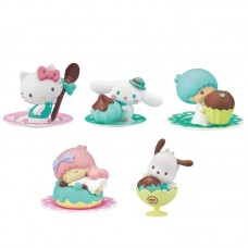 SR-88461 Sanrio Character LOVE Meets Chocolate Mint Mini Figure Collection 300y