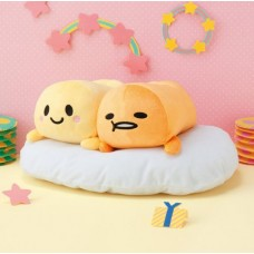 AMU-PRZ9142 Furyu Sanrio Gudetama and Gyudechama  Big Plush Doll [PREORDER: MAY 2018]