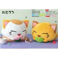 AMU-PRZ7974 Nemu Neko DX Plush Mochi Oishi Version